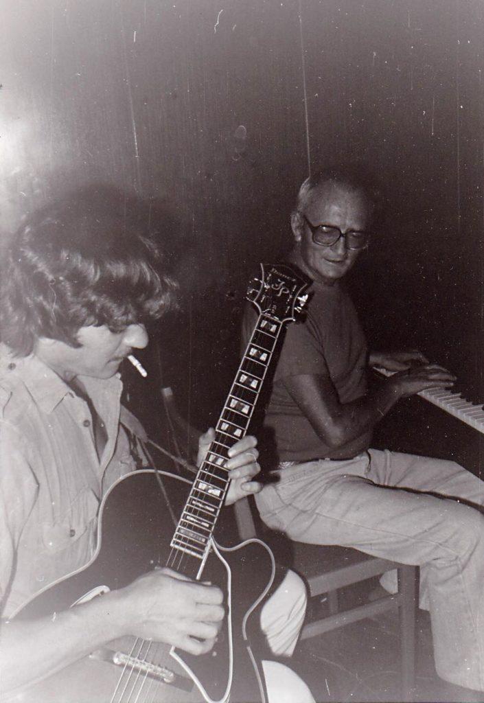 1986 Karel Velebný & Tony Viktora