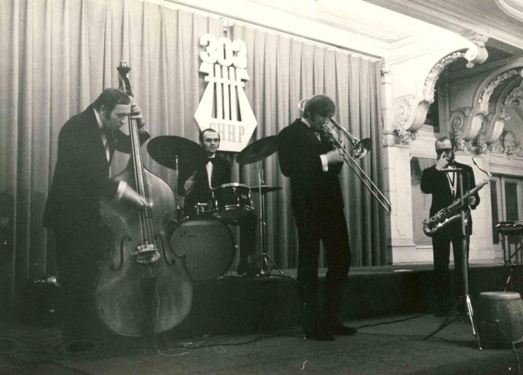 """SHQ -1969 Karel Vejvoda, Josef Vejvoda, Josef """"Bažík"""" Pavelka & Karel Velebný"""