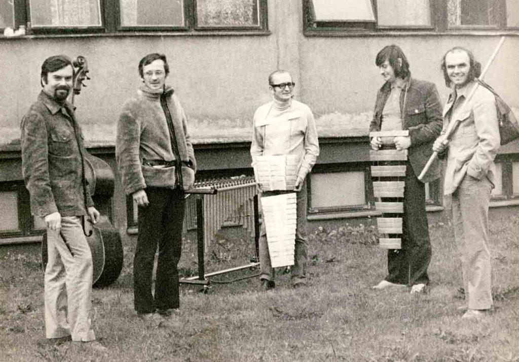 SHQ -1970 Karel Růžička, Rudolf Ticháček, Karel Velebný, Petr Kořínek & Josef Vejvoda
